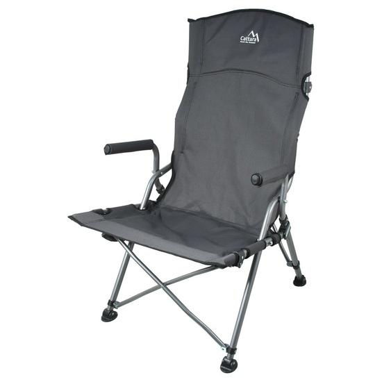 scaun camping pliere Cattara MERIT XXL 111 cm