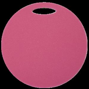 scaun Yate rotund 1 strat diametru 350 mm roz, Yate