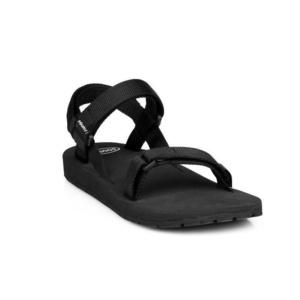 sandale SOURCE clasic bărbaţi Negru, Source