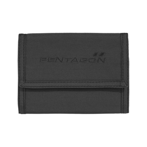 portofel PENTAGON® stater 2.0 negru, Pentagon