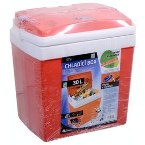 răcire cutie cu încălzire busolă 30l RED 230/12V afișa cu temperatură, Compass