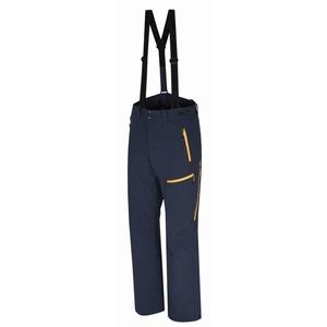 Pantaloni HANNAH Ammar albastru nopți (galben), Hannah