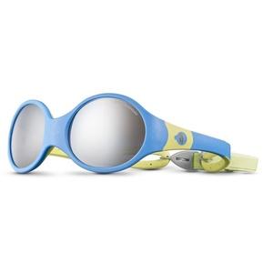 solar ochelari Julbo LOOP (L) SP4 BABY albastru cyan / galben verde, Julbo