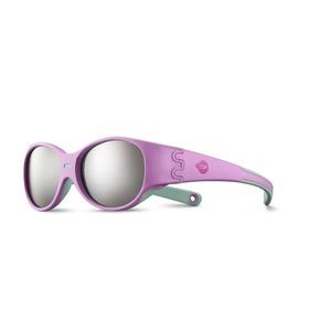 solar ochelari Julbo DOMINO SP4 BABY roz / albastru mentă, Julbo