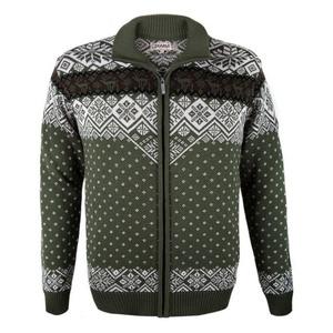 pulover Kama L138 105 verde, Kama