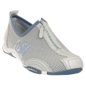 Pantofi Merrell Barrada argint mare J503466, Merrell