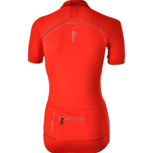 femeiesc ciclism jersey Silvini CATIRINA WD1002 roșu, Silvini