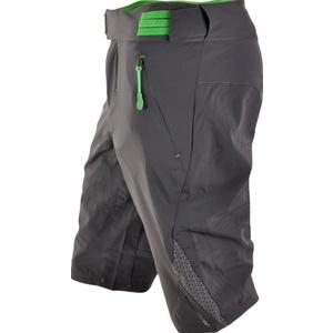 Pentru bărbaţi MTB pantaloni Silvini TALFER MP1015 carbune-padure, Silvini