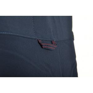 Pentru bărbaţi MTB pantaloni Silvini TALFER MP1015 marina-portocaliu, Silvini