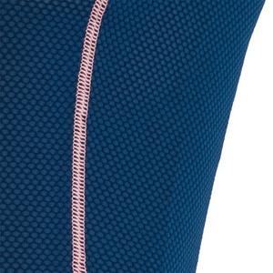 Femeii scampolo Sensor Coolmax proaspăt aer V-Neck întuneric albastru 17100020, Sensor