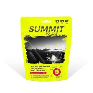 Summit To Eat ciocolată spumă cu granola şi cireșe 811100, Summit To Eat