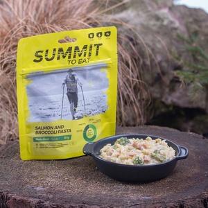 Summit To Eat somon cu paste şi broccoli 806100, Summit To Eat