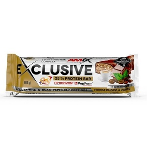 stamină Amix Exclusive proteină bar, Amix