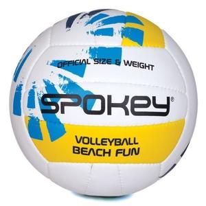 volei minge Spokey BEACH FUN albastru-alb č.5, Spokey