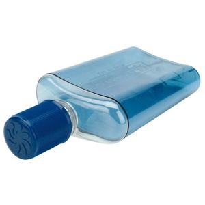 flacon Nalgene sticlă albastru cu albastru capac 2181-0007, Nalgene