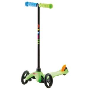 scuter Mini Micro sport neon verde, Micro