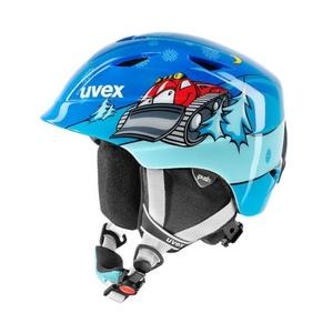 schi cască UVEX AIRWING 2, omidă albastru (S566132420*), Uvex