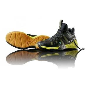 Pantofi Salming cobră la mijlocul Negru / Galben, Salming