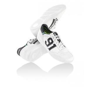 Pantofi Salming ninetyone Alb piele, Salming