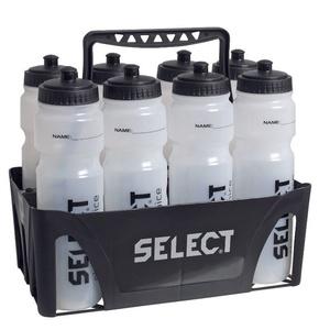 cutie pe sticla Select sticlă purtător Select negru, Select