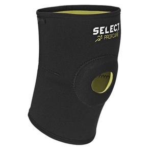 bandaj genunchi Select genunchi suport w / hole 6201 negru, Select