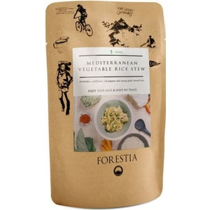 alimente Forestia MarShe Mediterană de legume aburit orez (cu radiator), Forestia