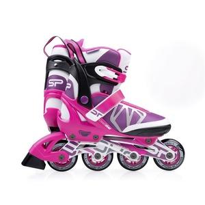 skates patine Spokey Speedstar roz, Spokey