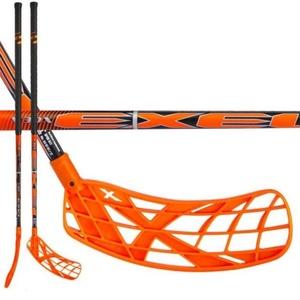 floorball stick-ul Exel V30x 2.9 portocaliu 98 ROUND SB, Exel