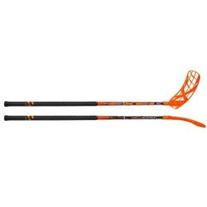 floorball stick-ul Exel V30x 2.9 portocaliu 92 ROUND SB, Exel