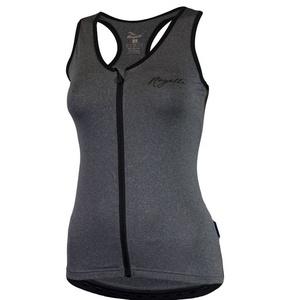 Femeii sport rezervor de top Rogelli ABBEY, gri scoate în evidență 008.004., Rogelli