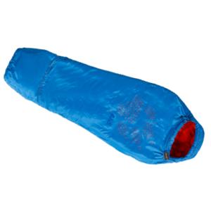 sac de dormit JACK WOLFSKIN crește în sus copii albastru stânga, Jack Wolfskin