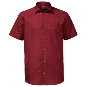 Tricouri JACK WOLFSKIN El Dorado Tricou bărbaţi red, Jack Wolfskin