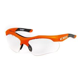 de protecție brýleexel X100 EYE GUARD senior portocaliu, Exel