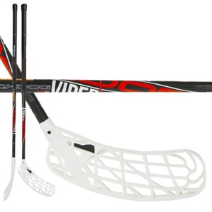 floorball stick-ul OXDOG VIPER SUPERLIGHT 27 BK 101 OVAL TIP MBC, Oxdog