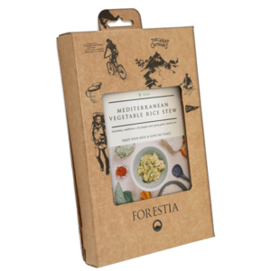 alimente Forestia MarShe Mediterană legume cu aburit orez (cu radiator), Forestia