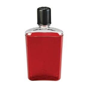 flacon Nalgene sticlă Red cu Negru capac, Nalgene