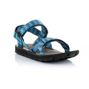 sandale SOURCE curent pentru bărbați triunghiurile albastru, Source