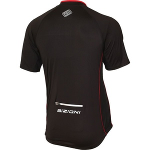 ciclo jersey Lasting MD73 negru-rosu, Lasting