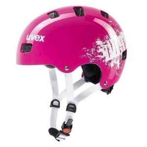 cască Uvex copil 3, roz praf, Uvex