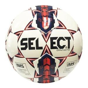 fotbal minge Select pensiune completă Dinamite alb albastru, Select