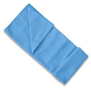 Uscare rapidă prosop HIS culoarea albastru (L) 50x100 cm, Yate