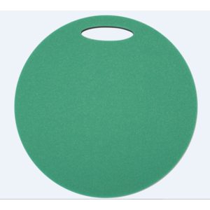 scaun Yate rotund 2 strat diametru 350 mm verde / negru, Yate