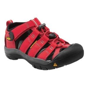 sandale Keen Newport H2 jr, panglică roșu / gârgâie, Keen