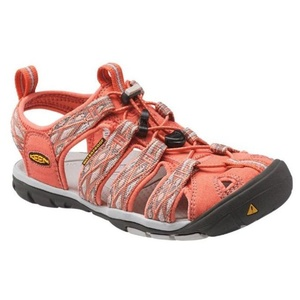 sandale Keen CLEARWATER CNX W, fuziune coral / vapori, Keen