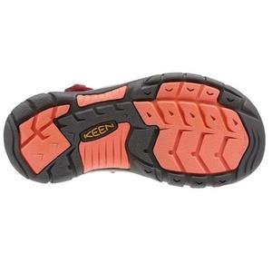 sandale Keen NEWPORT H2 JR, foarte boabe / fuziune coral, Keen