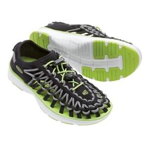 Pantofi Keen Uneek O2 JR, negru / macaw, Keen