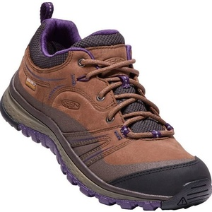 Femeii pantofi Keen Terradora piele WP W, scotch / mulch, Keen
