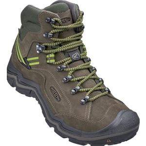 Pentru bărbaţi pantofi Keen galeră MID WP M, negru / verde, Keen