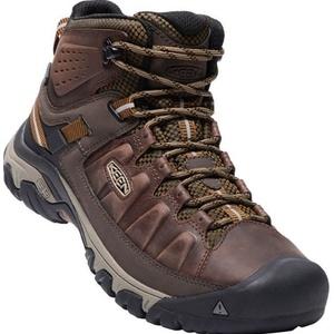 Pentru bărbaţi pantofi Keen Targee III MID WP M, mare ben / auriu maro, Keen
