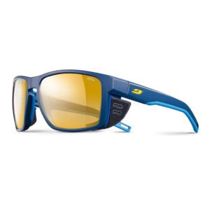 solar ochelari Julbo SHIELD zebră albastru / albastru / galben, Julbo